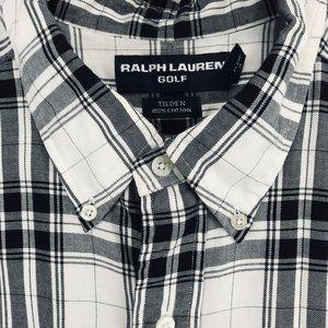 Ralph Lauren Golf Men's Tilden Button up Shirt XXL